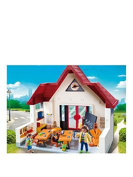 playmobil-6865-city-life-school-house-with-moveable-clock-hands