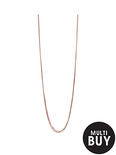 links-of-london-essentials-silk-18kt-rose-gold-vermeil-10-row-necklacenbspadd-item-lxv4l-to-basket-to-receive-free-bracelet-with-purchase-for-limited-time-onlynbsp