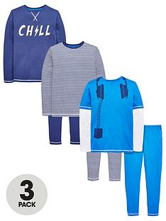 v-by-very-slogan-amp-stripe-3-pack-pyjamas