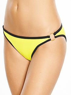 ann-summers-panama-bikini-bottom-yellow