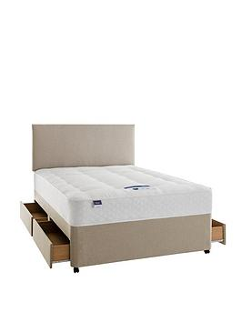 Silentnight Silentnight Miracoil 3 Pippa Ortho Divan Bed With Storage  ... Picture