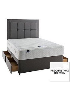 silentnight-miracoil-3-tuscany-geltex-comfort-divan-bed-with-storage-options