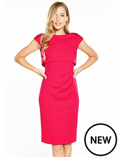 karen-millen-karen-millen-double-layer-dress-collection