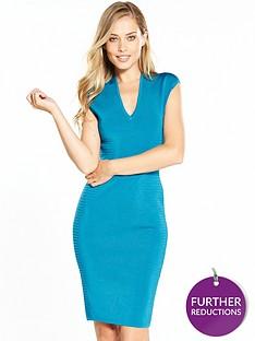 karen-millen-sporty-panel-dress