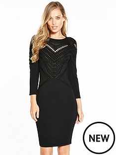 karen-millen-karen-millen-travelling-body-stitch-dress-collection