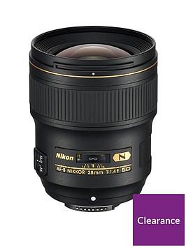 nikon-af-s-nikkor-28mm-f14e-ed-lens