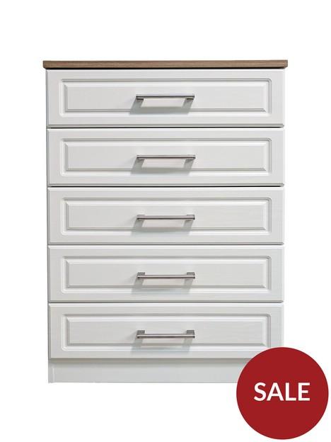 swift-regent-ready-assembled-5-drawer-chest
