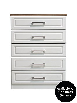 swift-regent-ready-assembled-5-drawer-chest