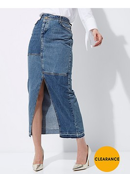 river-island-denim-maxi-skirt