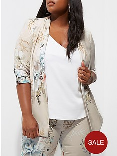 ri-plus-grey-print-blazer