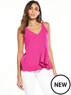 river-island-bright-pink-cami