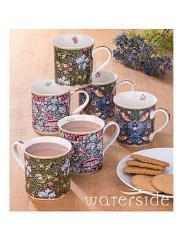 waterside-william-morris-mugs