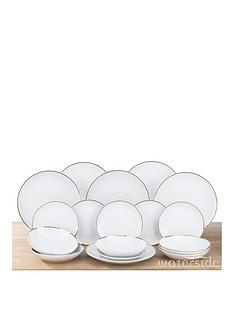 waterside-gold-band-18-piece-christmas-dinner-set