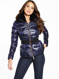 ted-baker-ted-baker-junnie-faux-fur-collar-down-jacket