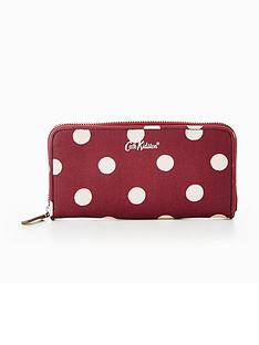 cath-kidston-button-spot-continental-zip-wallet
