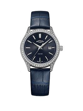 rotary-oxford-blue-swirl-dial-blue-strap-ladies-watch