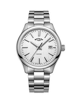 rotary-oxford-silver-brushed-dial-silver-bracelet-mens-watch
