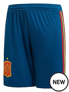 adidas-adidas-junior-home-spain-2018-world-replica-short