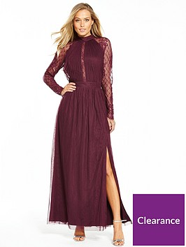 little-mistress-little-mistress-long-sleeve-lace-maxi-dress