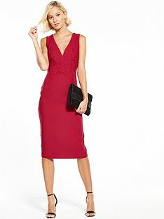 little-mistress-lace-back-bodycon-dress-crimson