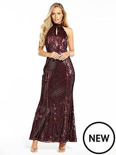 little-mistress-sequin-maxi-dress
