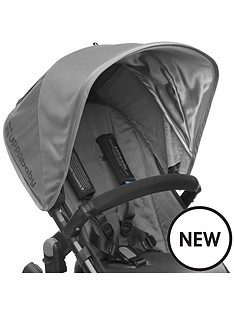 uppababy-vista-rumble-seat-black