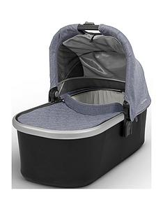 uppababy-carry-cot-silver