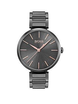 boss-hugo-boss-allusion-grey-dial-grey-stainless-steel-bracelet-ladies-watch