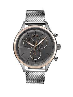 hugo-boss-black-companion-grey-dial-mesh-bracelet-mensnbspwatch