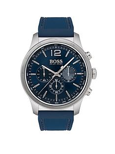 hugo-boss-black-hugo-boss-black-profesional-blue-dial-blue-rubber-strap-mens-watch