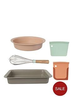 berghoff-leo-5-piece-cake-baking-set