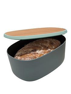 berghoff-leo-bamboo-fibre-bread-bin