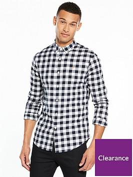 farah-muriel-checked-shirt