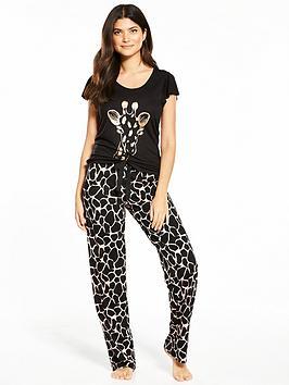 boux-avenue-rose-gold-giraffe-tee-amp-pant-pyjamas