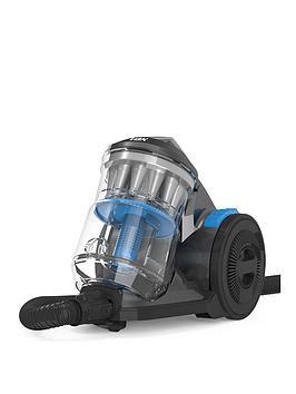 vax-ccqsasv1p1nbspair-stretch-petnbspcylinder-vacuum-cleaner-grey-and-blue