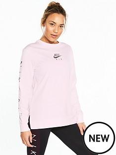 nike-sportswear-air-long-sleeve-top-pinknbsp