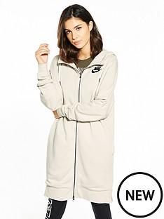 nike-sportswear-modern-full-zip-hoodie-stonenbsp