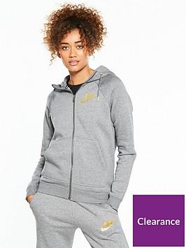 nike-sportswearnbspmetallic-shine-rally-full-zip-hoodie