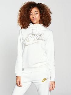 nike-metallic-shine-rally-hoodie-whitenbsp