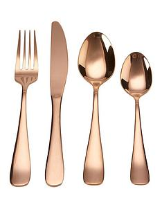 ideal-home-16-piece-teardrop-satinless-steel-cutlery-set