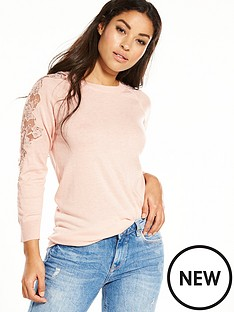 warehouse-lace-insert-jumper