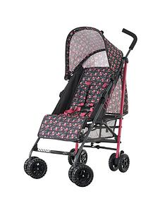 obaby-atlas-stroller-grey-rose