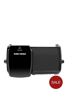 george-foreman-23450-grill-amp-griddlenbspwith-free-21yrnbspextended-guarantee