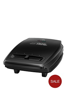 george-foreman-23411-compact-vari-temp-grill-with-free-extended-guarantee