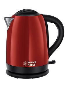 russell-hobbs-20092-dorchesternbspkettle-red
