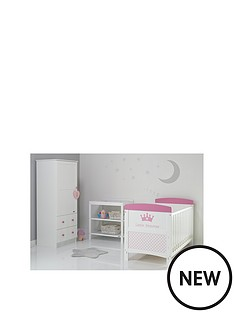obaby-obaby-little-princess-3-piece-furniture-set