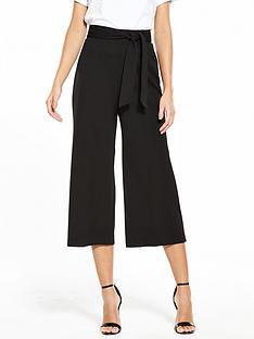 miss-selfridge-tie-crop-wide-leg-trouser