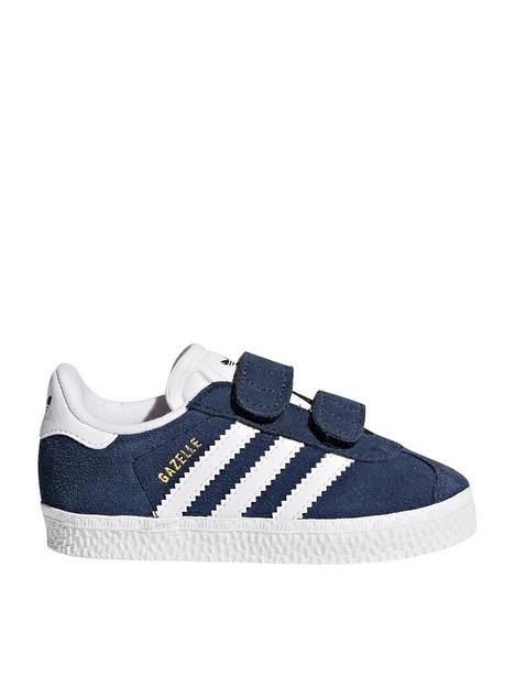 adidas-originals-gazelle-infant-trainer-navynbsp