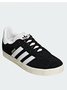 adidas-originals-gazelle-junior-trainer-black