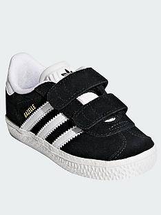 adidas-originals-gazelle-infant-trainer-blacknbsp